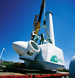 Spanish turbines catch winds of change