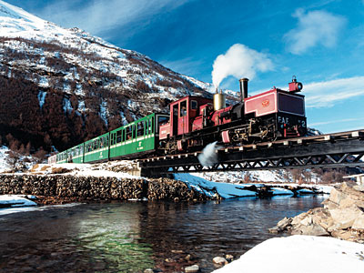 Train at the end of the world | Evolution Online
