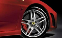 Ferrari cars equipped by SKF