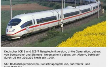 Hochgeschwindigkeits-Schienenfahrzeuge10
