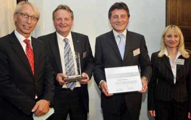 Award from MAN Nutzfahrzeuge