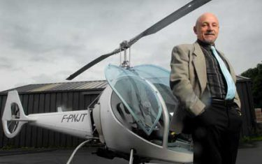 Elicottero in kit