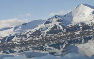 Bergbau im hohen Norden