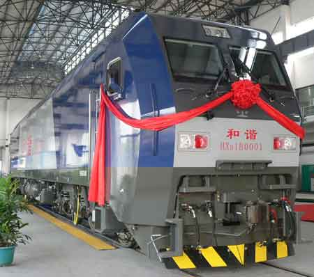 Bearings for 500 chinese locomotives
