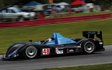 SKF supplies bearings to Zytek's hybrid-electric racing car
