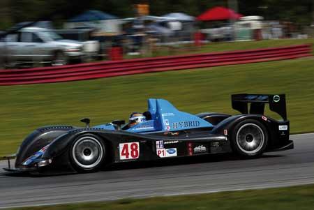SKF supplies bearings to Zytek's hybrid-electric racing car
