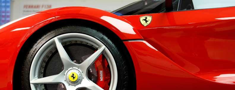 Extreme Ferrari
