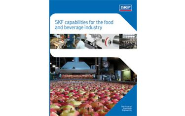 Food and beverage capability catalogue
