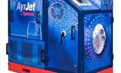 Bild 5: AyrJet® Series 100, ein von der Spencer Turbine Company gefertigtes Kompaktgebläse.