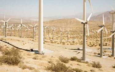SKF Insight technology has been tested in the wind power industry.