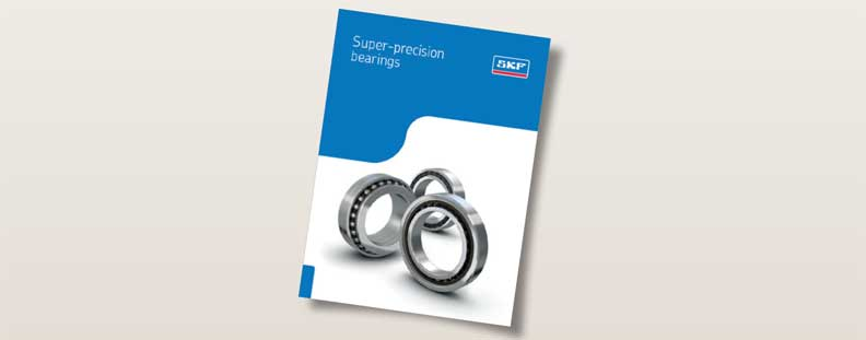 New super-precision bearings catalogue