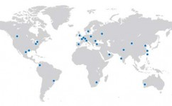 SKF Solution Factory sites are strategically placed around the world. Today, there are 27 sites.