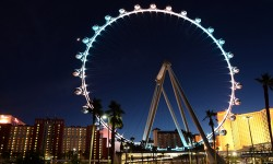 """High Roller"" in Las Vegas"