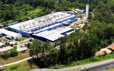 SKF Campus in Cajamar, Brazil.