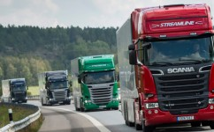 Agreements with Scania