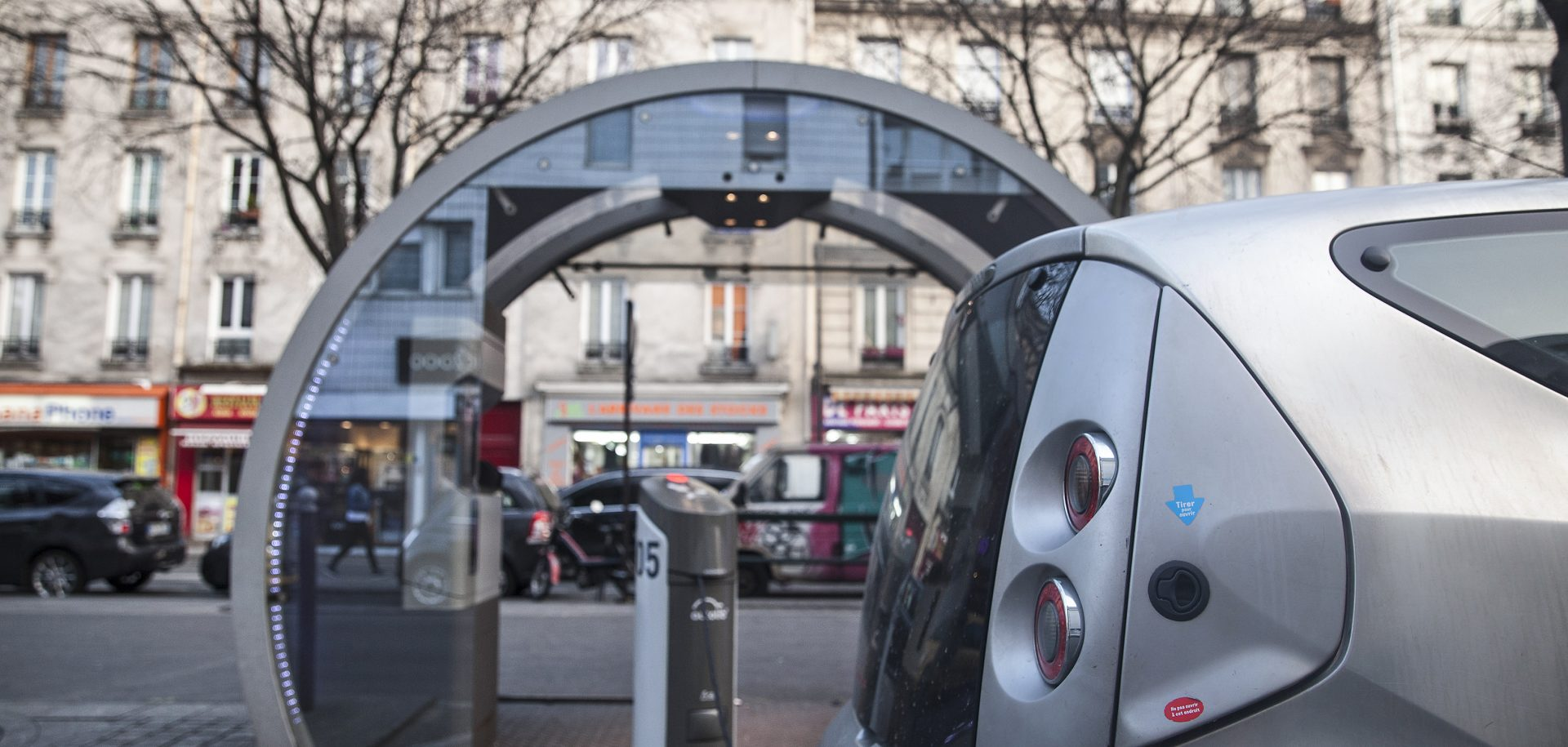 Bicycle And Electric Car-Sharing Schemes Ahead Of Paris Mayoral Election