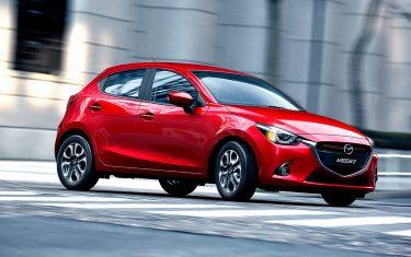 Mazda 2-2015