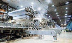 The Valmet paper machine PM 1.