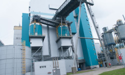The Green Unit is one of the eight units in Połaniec. The Green Unit is the world's biggest biomass power generation plant.
