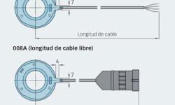 Fig. 11: La unidad puede obtenerse como estándar con o sin conector.