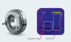 Fig. 14: New steel casing protects the sensor.