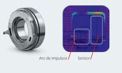 Fig. 14: Nueva envoltura de acero protege al sensor.