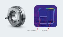 Fig. 14: Nytt stålhölje skyddar sensorn.