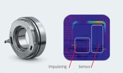 Bild 14: Der Sensor wird durch ein neues Stahlgehäuse geschützt.