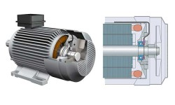Fig. 9: SKF Motor Encoder Units are mainly used as feedback sensors in AC induction motors.