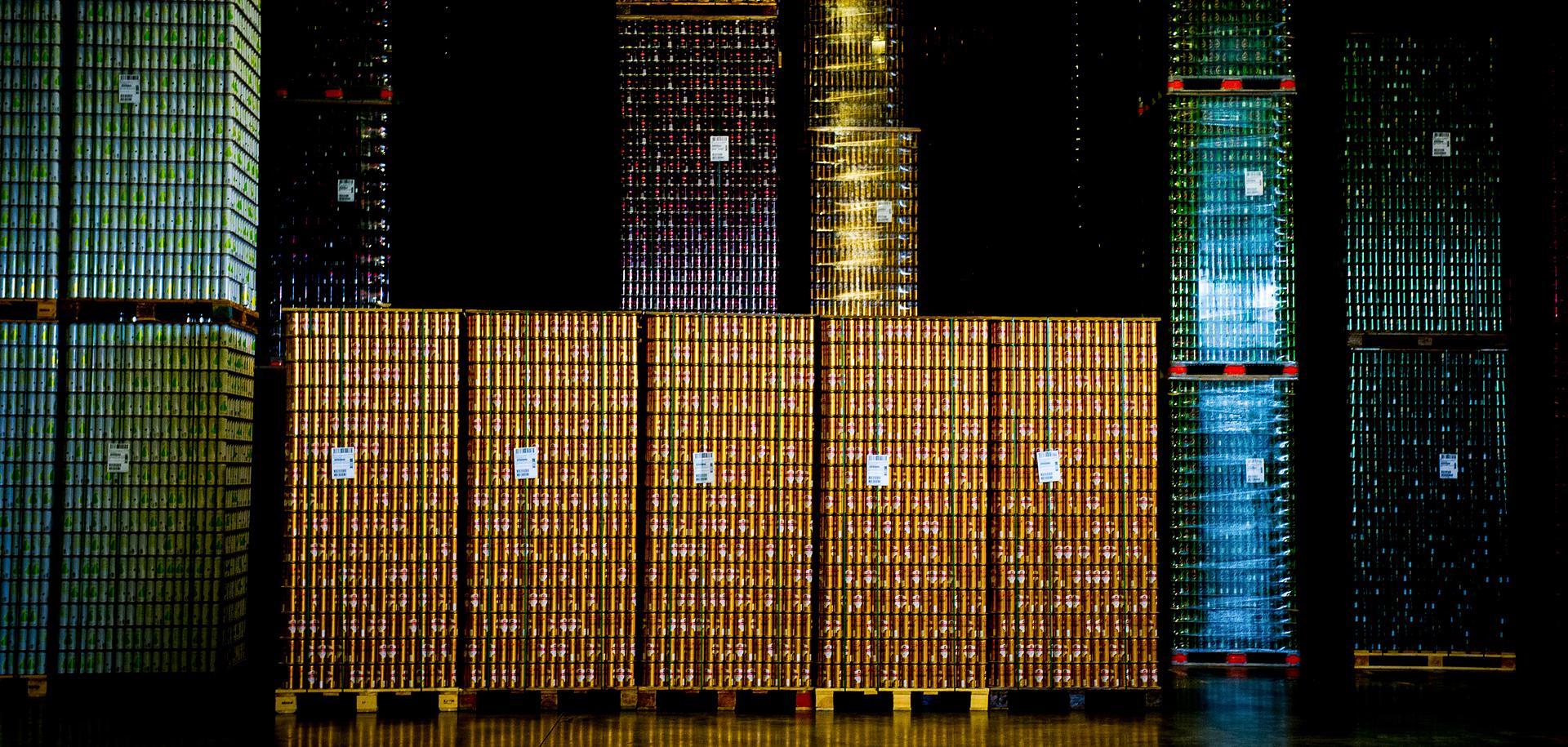 Malmö warehouse of Ball Corporation