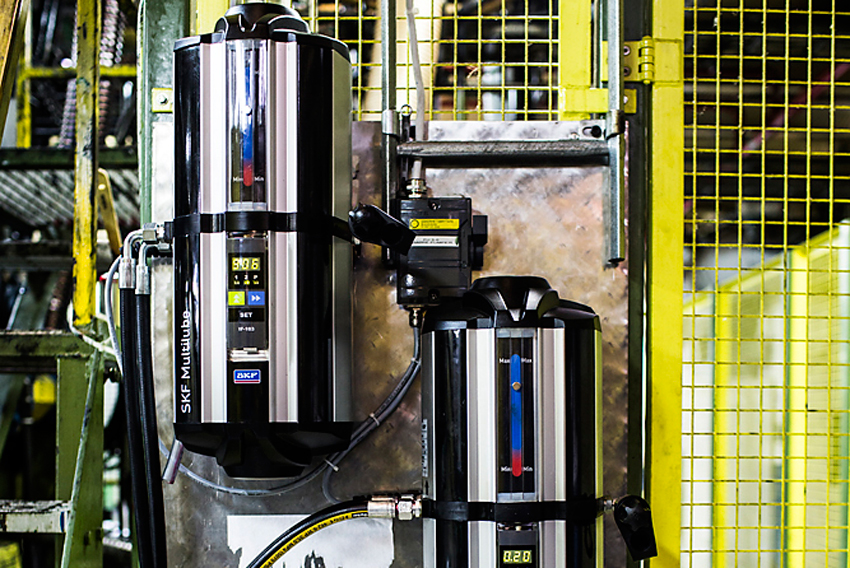 SKF MultiLube systems
