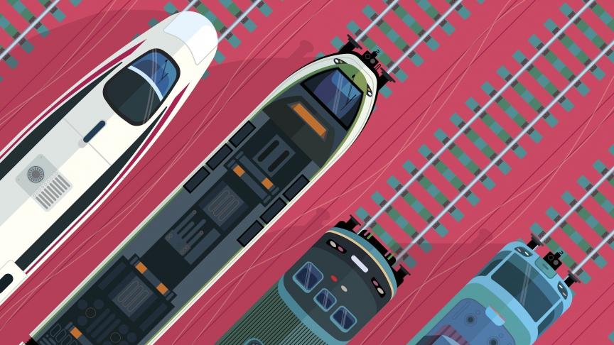 Rozvoj železnic na všech frontách