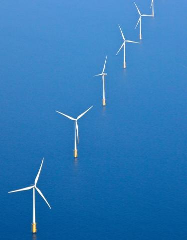 Nuove sfide per i cuscinetti delle turbine di nuova generazione 8-MW offshore