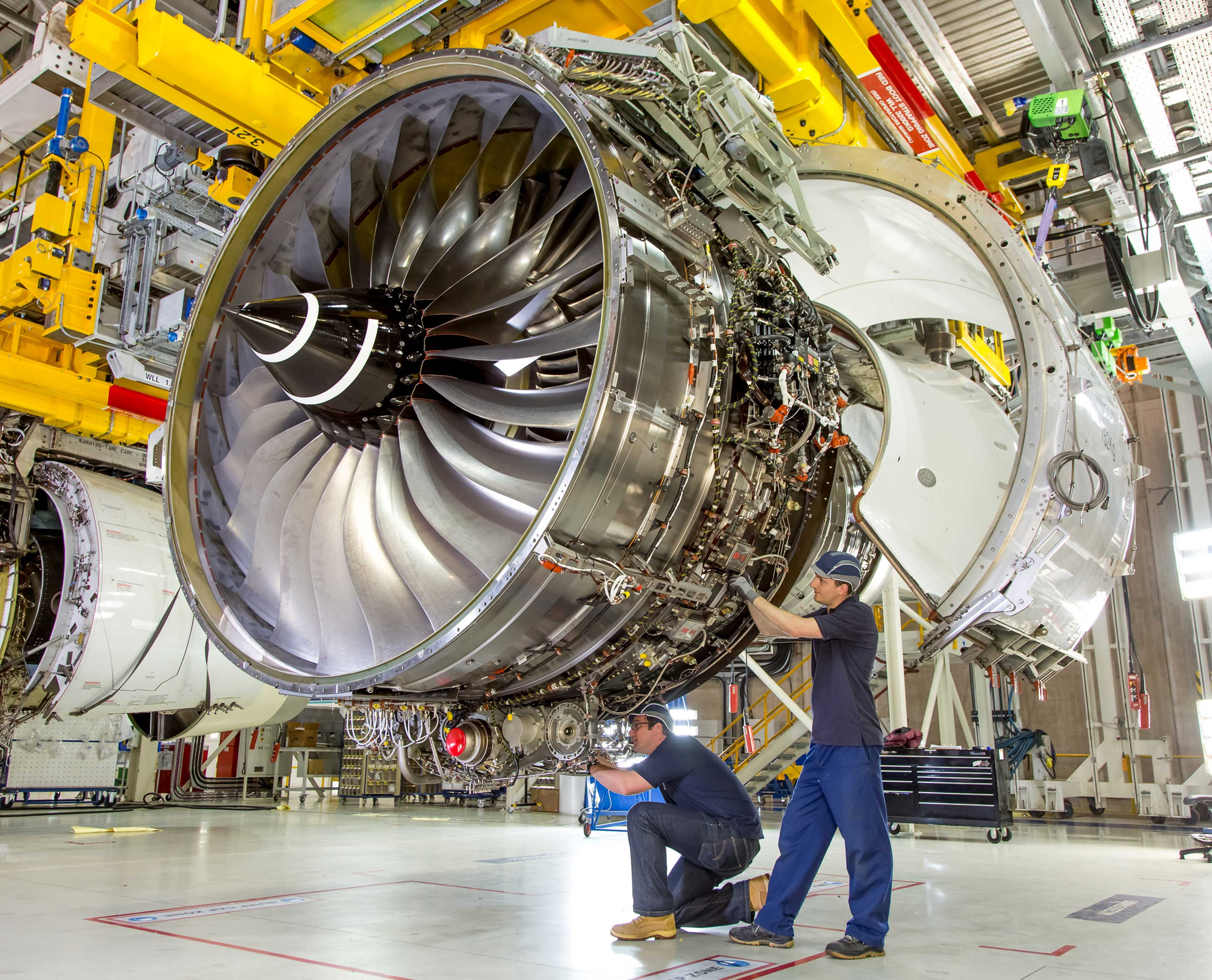 Rolls Royce cooperation continues