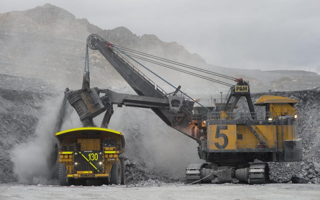 Mining company Compañía Minera Antamina S.A.