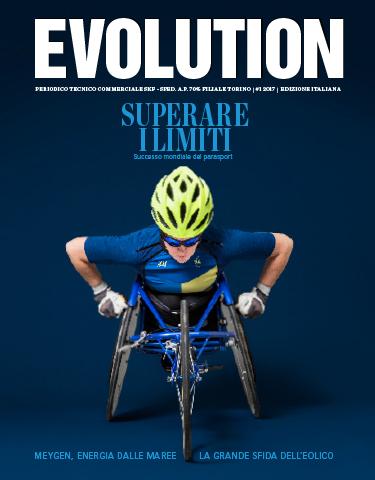 Evolution #1 2017