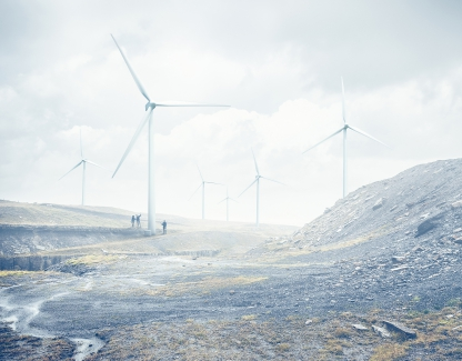 Reducing wind turbine operating costs through a statistical approach