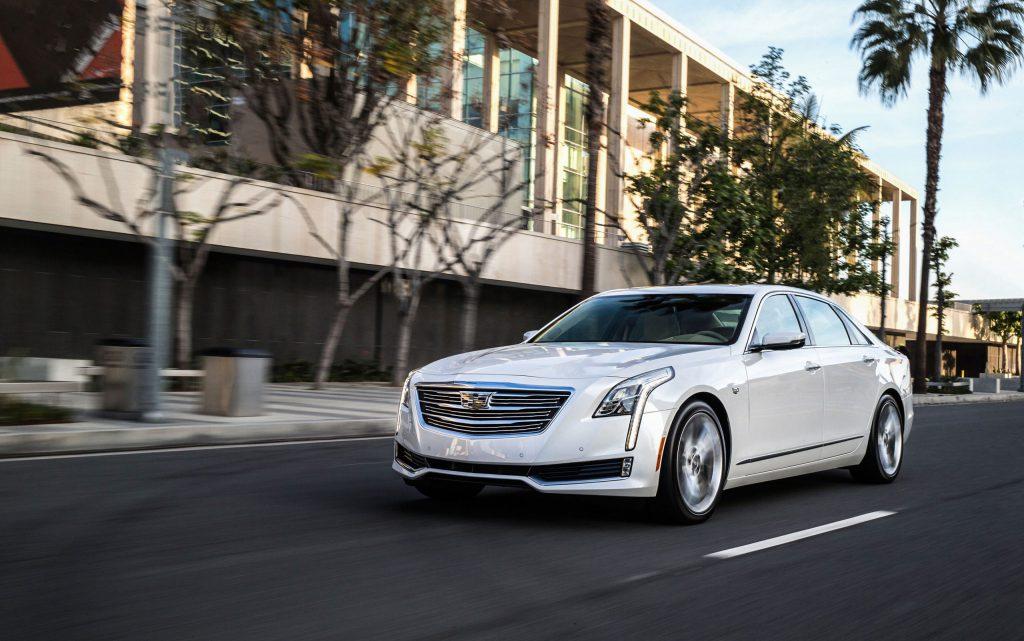 Hub bearings for the new Cadillac CT6