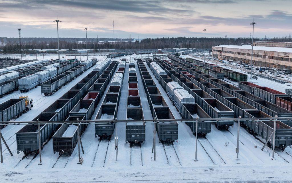 Le ferrovie russe si rinnovano
