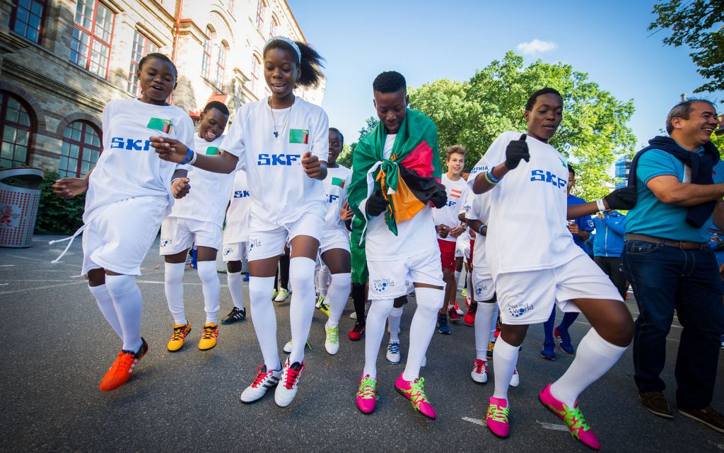 Renewed partnership with Gothia Cup