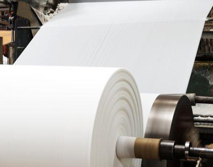 Machine à papier