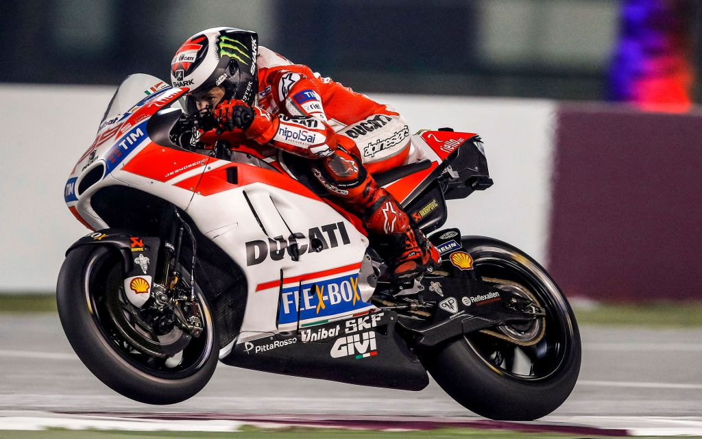 Partnerství s Ducati pokračuje
