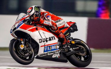 Партнёрство с Ducati продолжается