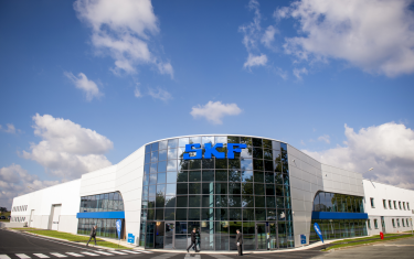 Facade SKF Solution Factory France 1