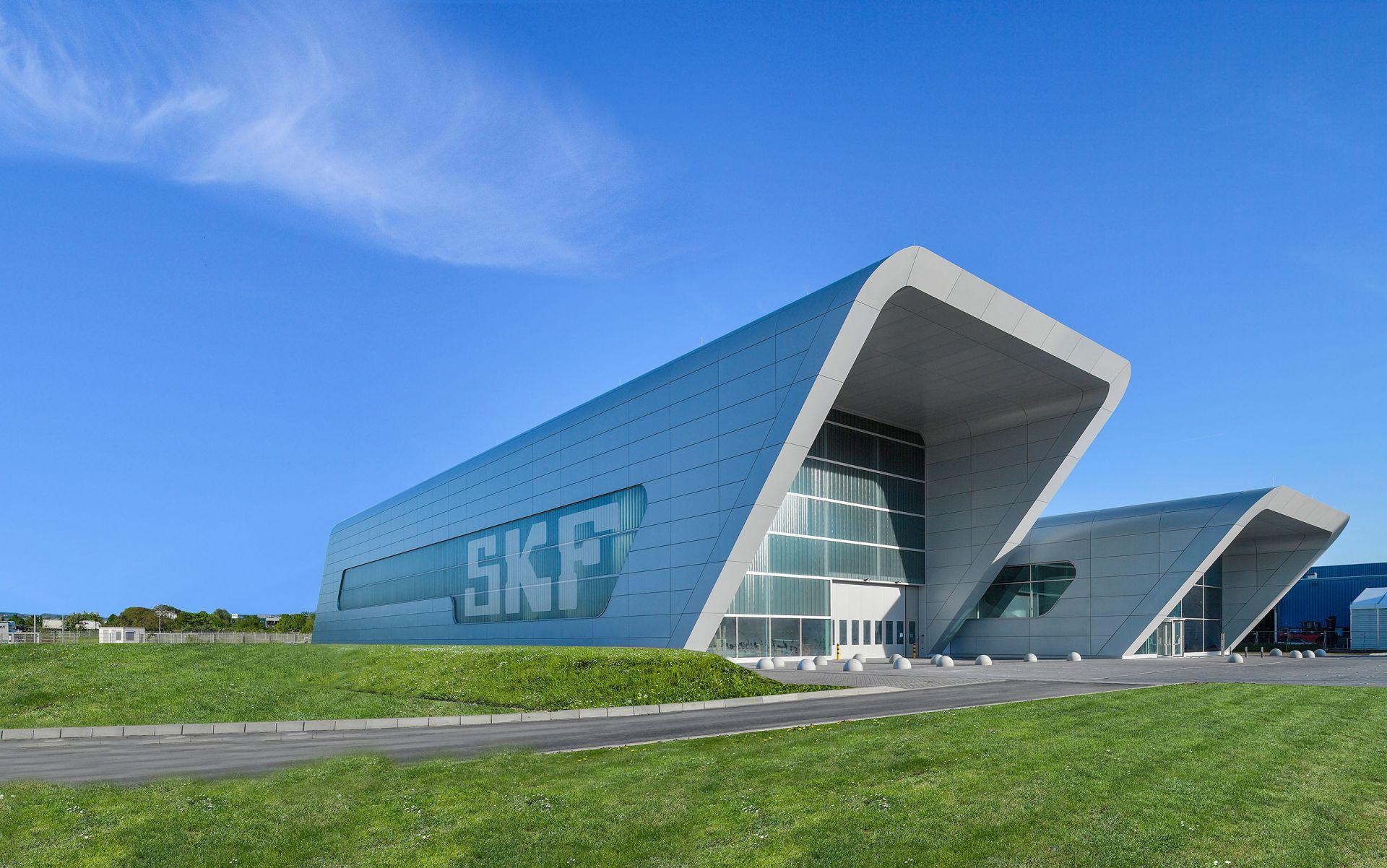 全球首屈一指的大型轴承测试中心投入运行