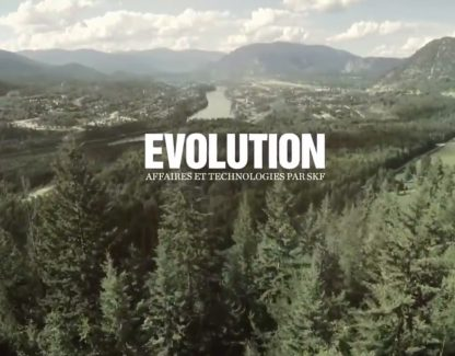 Evolution online : les solutions et technologies SKF à travers le monde