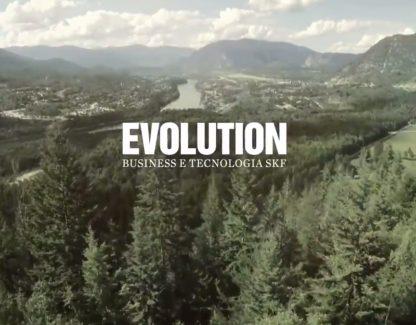 Evolution online - La tecnologia e le soluzioni SKF in tutto il mondo