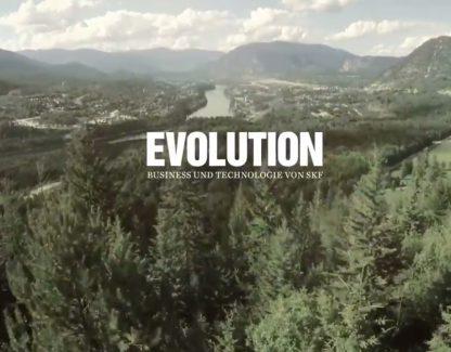 Evolution online – SKF Technologie und Lösungen in der ganzen Welt