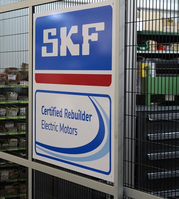Logo SKF CRE