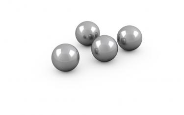 Steel balls - Beauty Shot